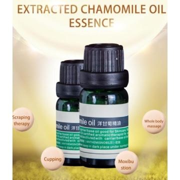 100% Pure Natural Chamomile Oil For  Relaxation