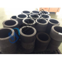 Glass fiber /bronze filled ptfe tubes