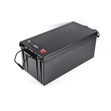 12v 200ah Rechargeable Lithium Ion Battery