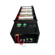 24V/48V Prismatic LiFePO4 Battery Pack with Built-in BMS