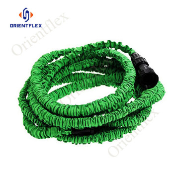flexible retractable no tangle garden hose