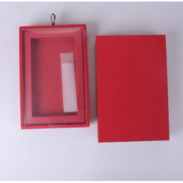 Special Design Custom Red Cardboard Phone Case Box