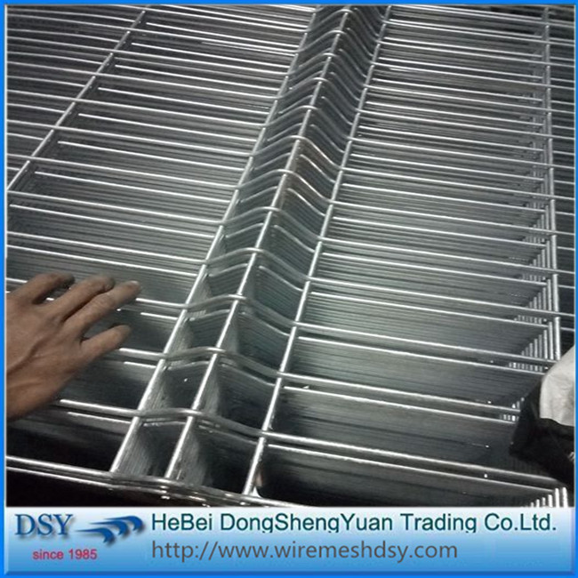 welded Bending 3D Mesh Fence
