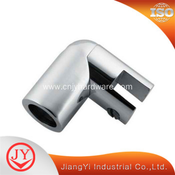 Shower Glass Screen Support Tube Connector Clamps