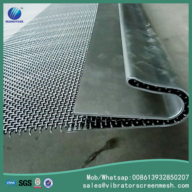 Tension Woven Wire Screens