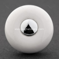 round head porcelain furniture cabinet knobs