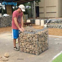 PVC Coated Gabion Box of Hexagonal