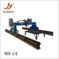 Gantry cnc plasma cutter with Hypertherm