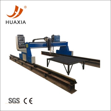 CNC Plasma Gantry cutting machine for sheet metal