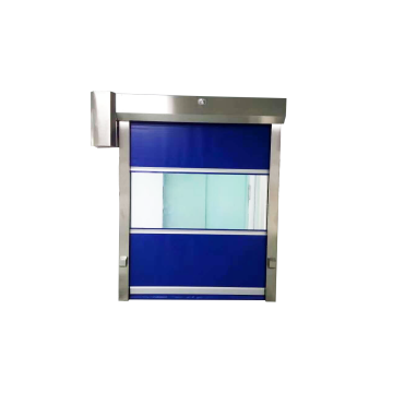 Automatic Industrial PVC High Speed  Door