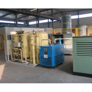 Durable good quality oxygen plant machine