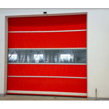 Interior and Exterior Fast High Speed Shutter Door