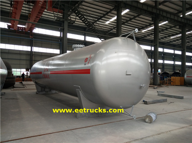 New Propane Storage Vessels