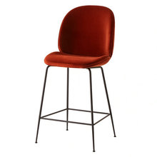Gubi Beetle counter Stool by fibreglass