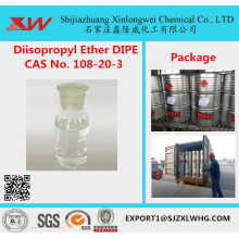 Best Quality for High Purity Organic Chemistry Isopropyl Ether Diisopropyl Ether CAS 108-20-3 supply to Spain Importers