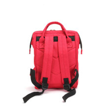 Colorful Waterproof Baby Diaper Nappy Backpack Bag