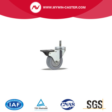 hospital medical caster , wheel barrow wheel