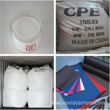 Factory Price for Chlorinated Polyethylene CPE135B chlorinated polyethylene as rubber export to Serbia Importers