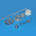 I-Salt Shaker ne-Peppermill Hardware Kit