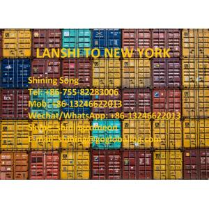 Foshan Lanshi Sea Freight to United States New York