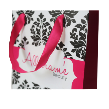 Colorful Luxury Gift Paper Bag Shopping Bag
