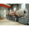 Coconut shell activated charcoal manufacturing machine