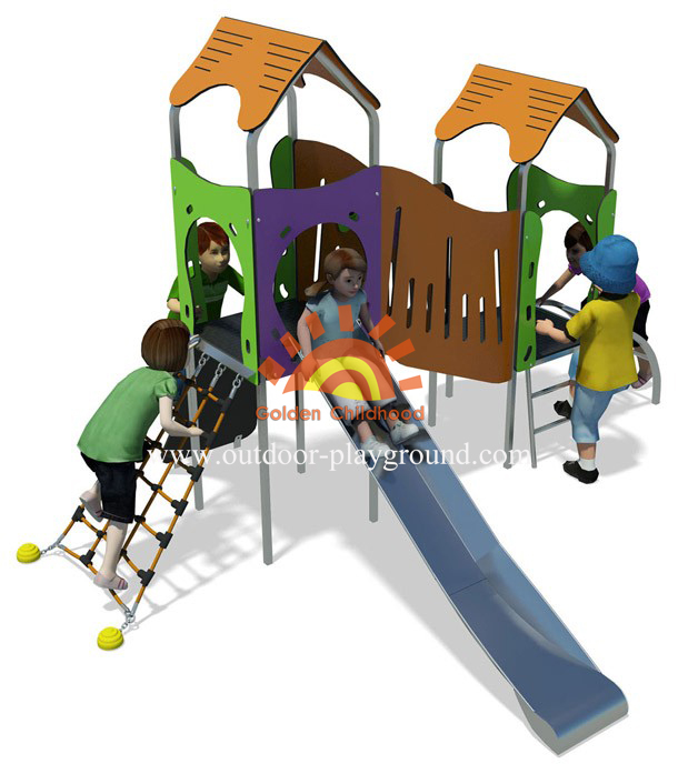 Outdoor Play Structures playground