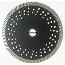 Good Quality for Diamond Saw Blades 200mm Granite Continuous Rim Blade export to Sweden Manufacturer