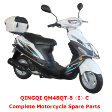QINGQI QM48QT-8 I C Complete Motorcycle Spare Parts