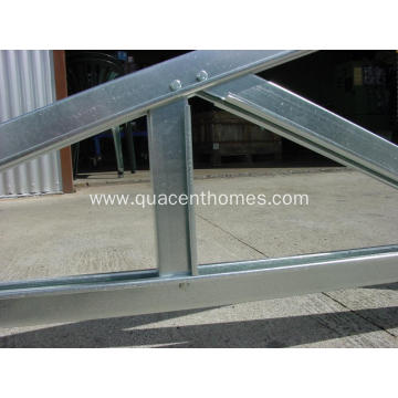 High Quality Steel Roof Truss
