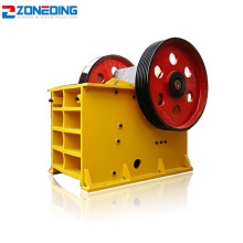 Large Crushing  and Low Energy Jaw Crusher