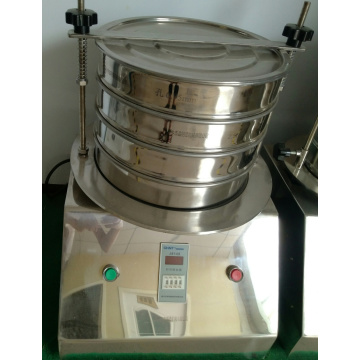 Electronic Lab test equipment vibrating sieve shaker