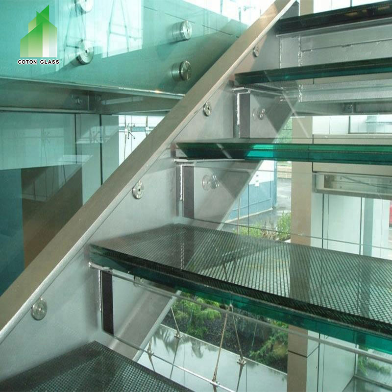 Flat Laminated Auto Glass