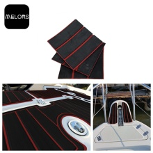 Melors Marine Flooring Synthetic Teak Boat Swim Platform