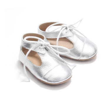 Mary Jane Wholesale Baby Shoes Leather Baby Footwear