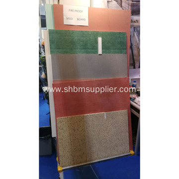 Fire Resistant wall Panel MgO Board