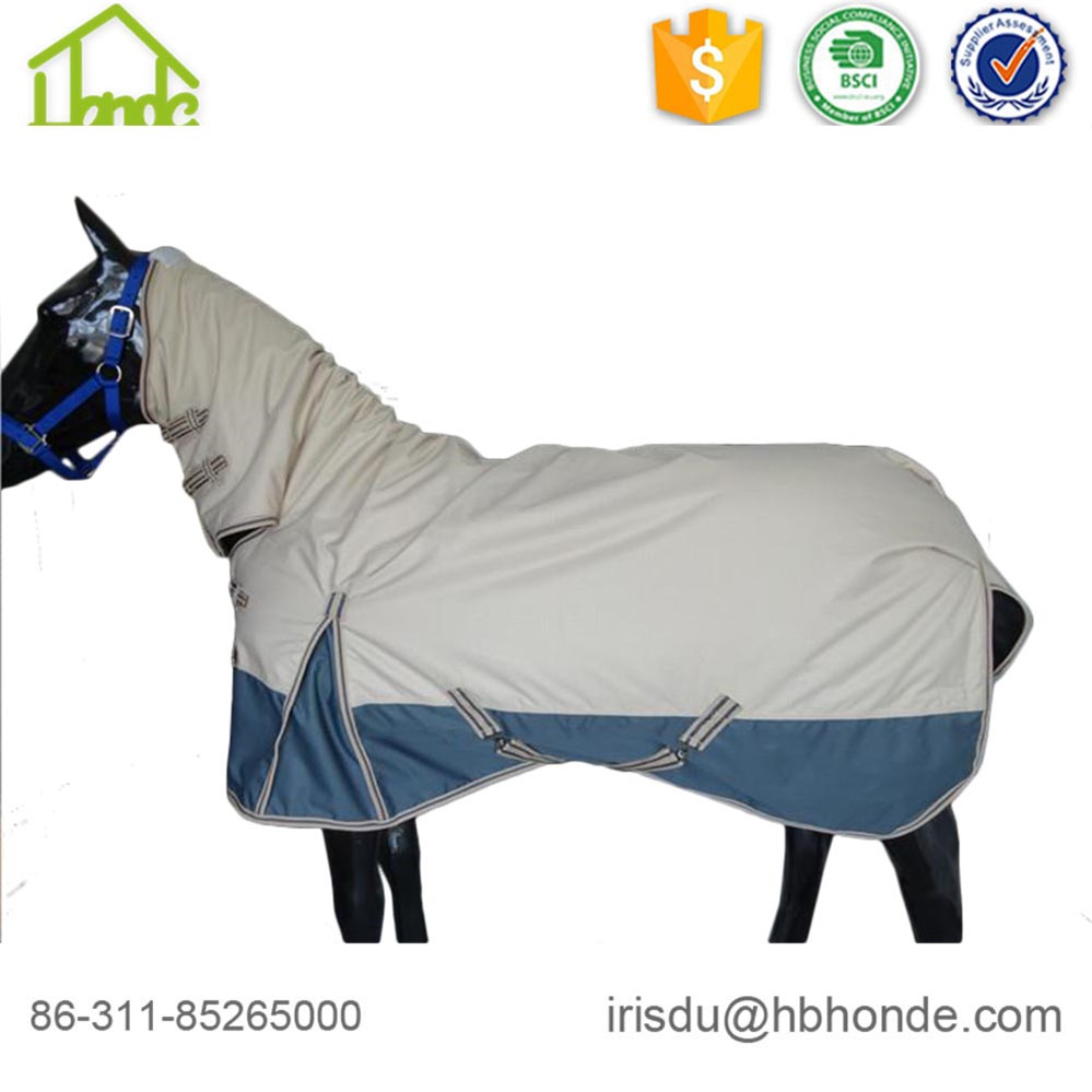 600d Waterproof and Breathable Combo Horse Rug