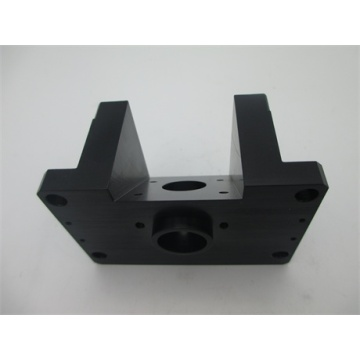 A5052 Aluminum Milling Parts with Black Anodize