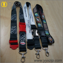 Promotional Custom Dye Sublimation Lanyards with Logo