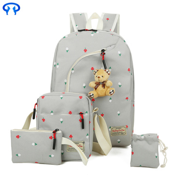 Fashion new women's nylon backpack