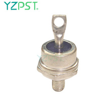 High voltage 2000v diode positive stud