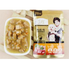 Personlized Products for Wellness Dog Food Nutritious low fat dogs Chicken gravy wet food supply to Germany Manufacturer