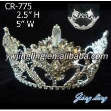 Full Round Pageant Crown Cheap Hair Accessories