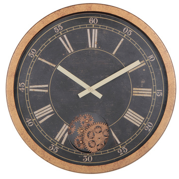 16 Inch Rustic Vintage Wall Clocks
