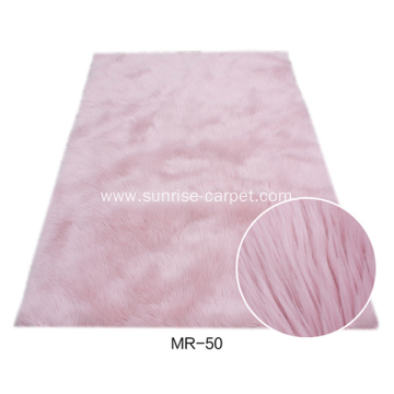Polyester Imitation Fur with long pile Shaggy