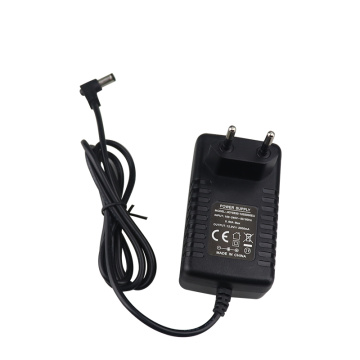24W Wall Adapter Power Supply 12vdc 200ma