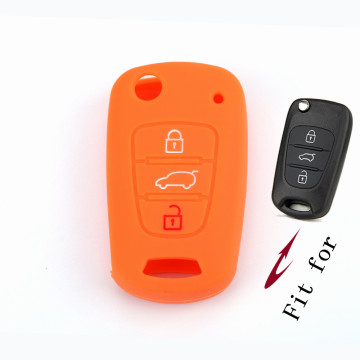 Kia Fob Car Key Shell Para Coche