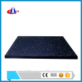 25mm thickness rubber floor outdoor fitness gym