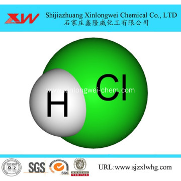 HCl Concentration 31wt % Min