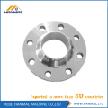 BS4504 aluminum long weld neck flange